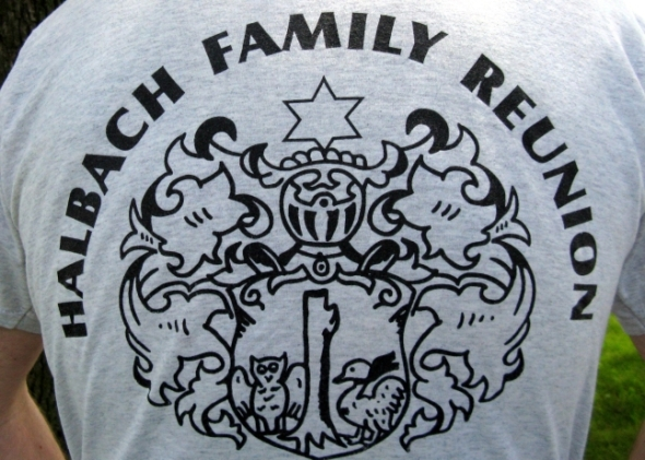 Halbach family crest
