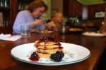 blackberry pancakes