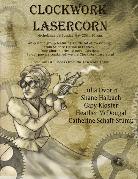 Clockwork Lasercorn Reading