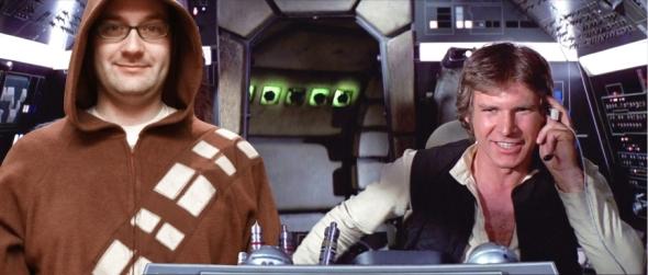 chewbacca is my copilot