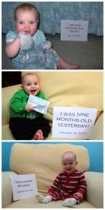 9-month-comparison-photos