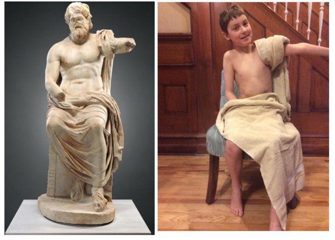 ollie statue